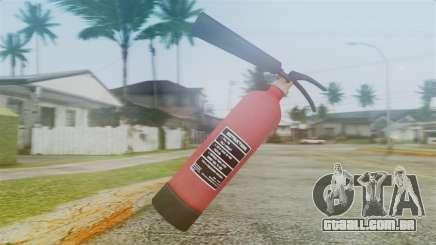 Fire Extinguisher from GTA 5 para GTA San Andreas