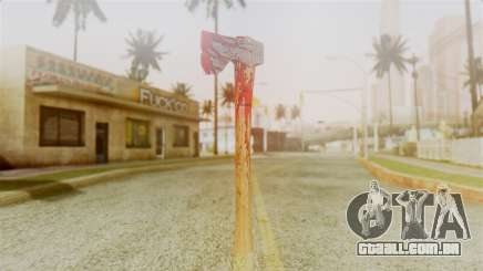 GTA 5 Hatchet v2 para GTA San Andreas