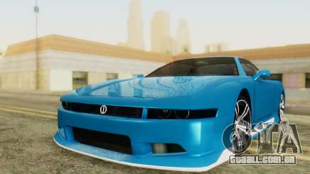 Infernus BMW Revolution para GTA San Andreas