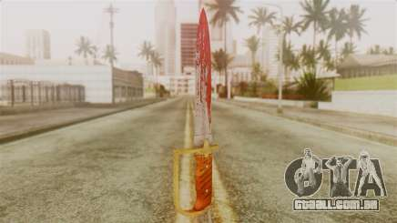 GTA 5 Antique Cavalry Dagger v2 para GTA San Andreas