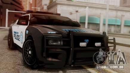 Hunter Citizen from Burnout Paradise v1 para GTA San Andreas