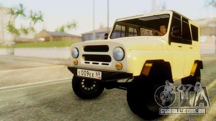 UAZ caçador para GTA San Andreas