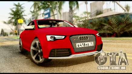 Audi RS5 2012 para GTA San Andreas