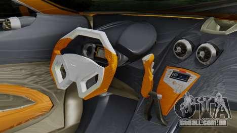 Ford Iosis para GTA San Andreas vista direita