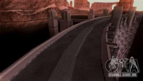 Vintage Texture para GTA San Andreas terceira tela