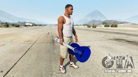 GTA 5 Guitarra clássica segundo screenshot