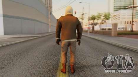 [BF Hardline] Gang Operator para GTA San Andreas terceira tela