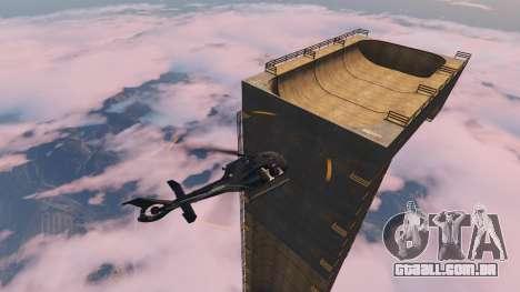 GTA 5 Íngreme rampa segundo screenshot