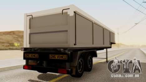 Artict2 Coal 1.0 para GTA San Andreas esquerda vista