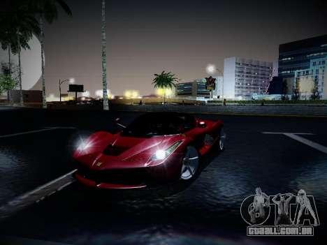 Big Boss ENB para GTA San Andreas terceira tela