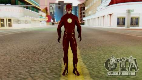 The Flash More Red para GTA San Andreas segunda tela