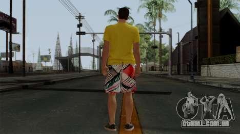 GTA 5 Online Wmygol2 para GTA San Andreas terceira tela