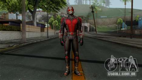 Ant-Man Red para GTA San Andreas segunda tela