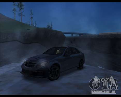 Project 0.1.4 (Medium/High PC) para GTA San Andreas segunda tela