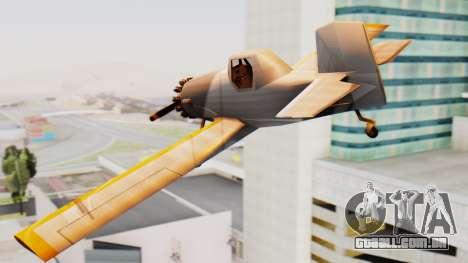 Cropduster Remake para GTA San Andreas esquerda vista