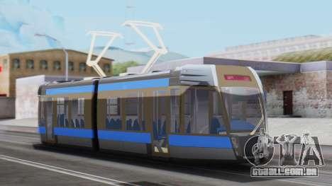 New Tram SF para GTA San Andreas