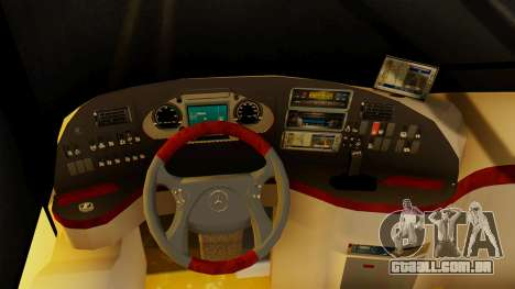 Mercedes-Benz Travego Abana Bozkurt Seyahat para GTA San Andreas vista direita