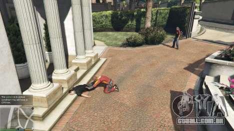 GTA 5 Missão ambulância v. 1.3 terceiro screenshot