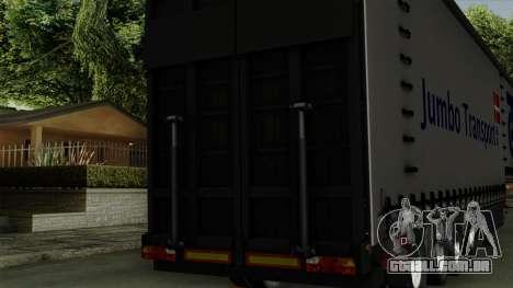 Trailer Krone Profiliner v4 para GTA San Andreas vista direita