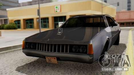 Trevo Al_Piso para GTA San Andreas