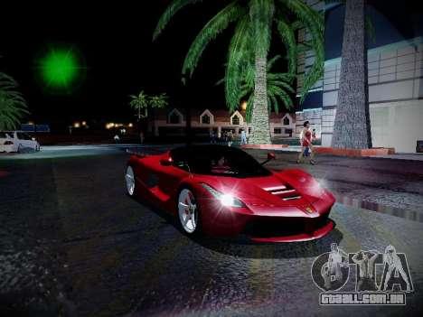 Big Boss ENB para GTA San Andreas por diante tela