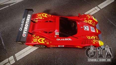Radical SR8 RX 2011 [16] para GTA 4 vista direita