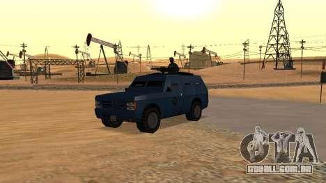 DLC Big Cop and All Previous DLC para GTA San Andreas décima primeira imagem de tela
