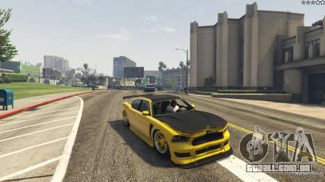 Semi-Realistic Vehicle Physics V 1.6 para GTA 5