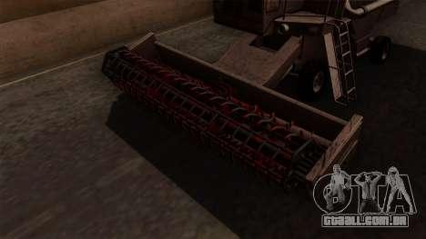 GTA 5 Combine para GTA San Andreas vista direita