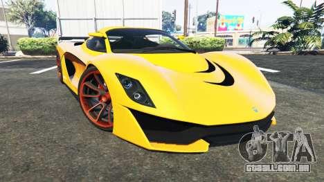 Fecho rodas v2.0 para GTA 5