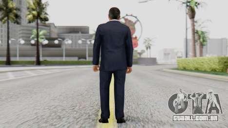 [GTA 5] FIB1 para GTA San Andreas terceira tela