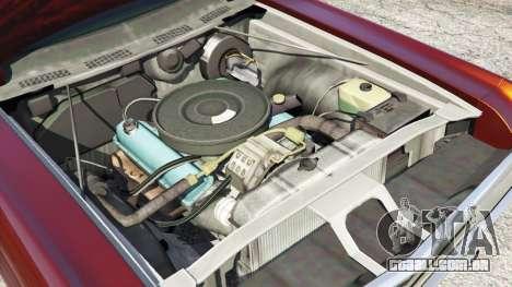 GTA 5 Dodge Polara 1971 vista lateral direita