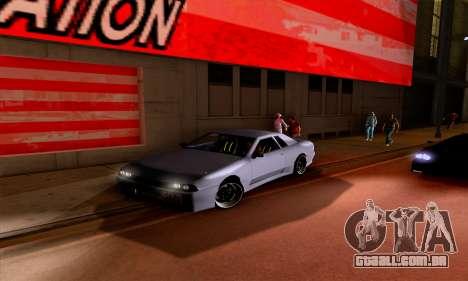 Realistic ENB for Medium PC para GTA San Andreas por diante tela