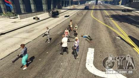 GTA 5 Bodyguard Menu 1.7 sétima screenshot