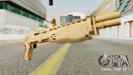 SPAS 12 SA Style para GTA San Andreas