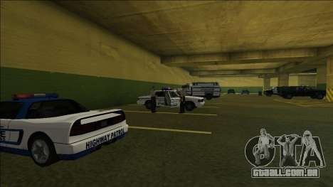 DLC Big Cop and All Previous DLC para GTA San Andreas sétima tela
