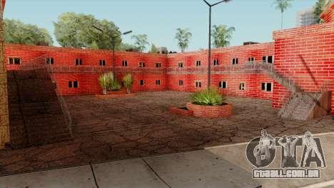 Motel Jefferson para GTA San Andreas terceira tela