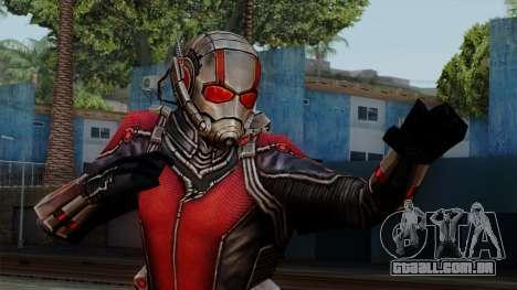 Ant-Man Red para GTA San Andreas