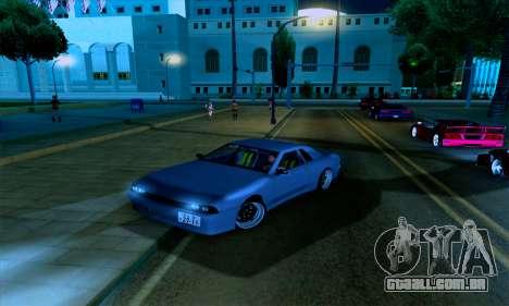 Realistic ENB for Medium PC para GTA San Andreas terceira tela