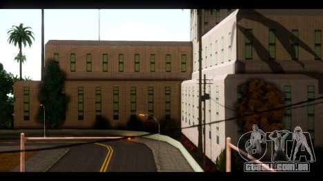Hospital e Parque de skate para GTA San Andreas terceira tela