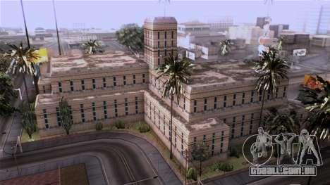 HQ LS Hospital Mipmap 16x para GTA San Andreas
