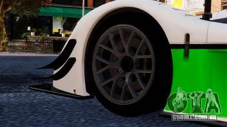 Radical SR8 RX 2011 para GTA 4 vista direita