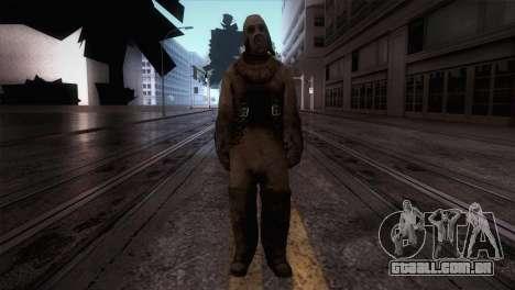 Order Soldier4 from Silent Hill para GTA San Andreas segunda tela