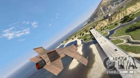 GTA 5 Madeira Hydra terceiro screenshot