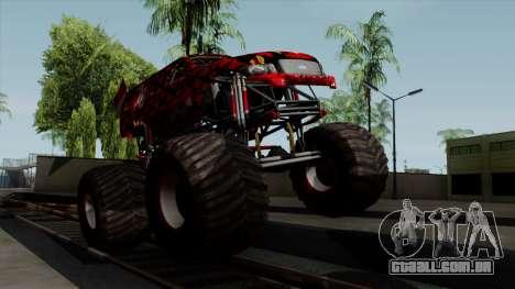 The Seventy Monster v2 para GTA San Andreas