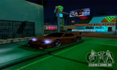 Realistic ENB for Medium PC para GTA San Andreas segunda tela