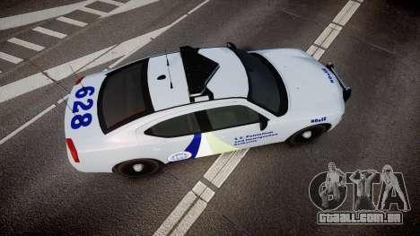 Dodge Charger NOOSE [ELS] para GTA 4 vista direita