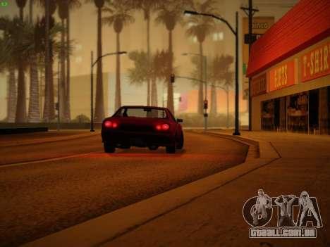 Iceh ENB para GTA San Andreas segunda tela