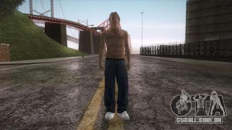 Beach Bum Wmylg para GTA San Andreas segunda tela