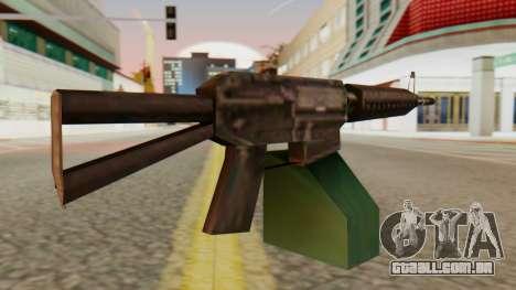 Ares Shrike SA Style para GTA San Andreas segunda tela